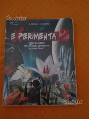 Libri usati EXPERIMENTA VOLUME 2-3
