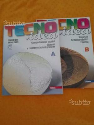Libri usati TECNO IDEA VOLUME A e B