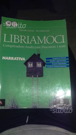 Libro di narrativa