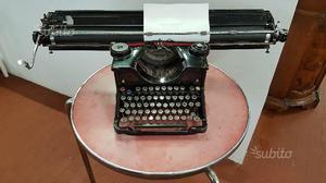 Macchina da scrivere Olivetti M40 Carrello Lungo