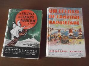 Un secolo di canzoni napoletane, vol. 1 e 2