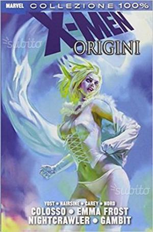 100 % Marvel - X-MEN Origini NUOVO