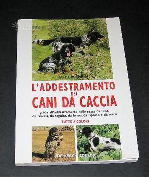 Addestramento cani da caccia - De Giuliani -