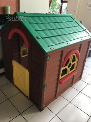 Casetta per gatti da esterno posot class for Casetta giardino bambini usata