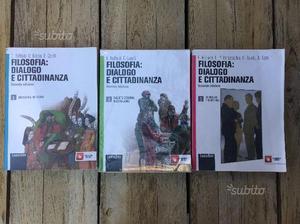 Filosofia: dialogo e cittadinanza 1-2-3