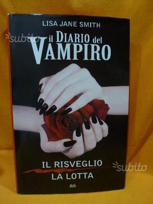 Il Diario del Vampiro Il risveglio La lotta