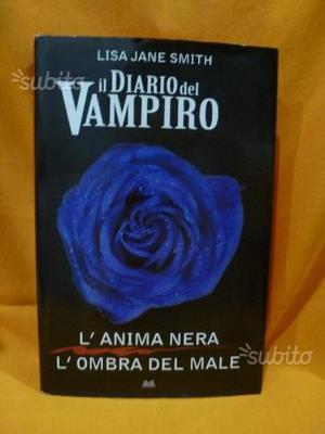 Il Diario del Vampiro L'anima nera-L'ombra del mal