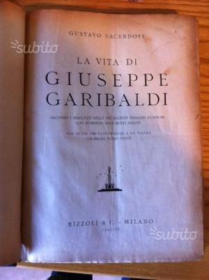 La Vita di Giuseppe Garibaldi