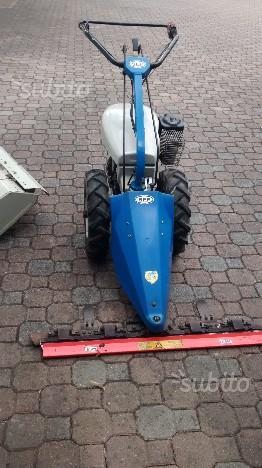 Motocoltivatore bertolini e barra falciante posot class for Falciatrice bcs 602
