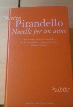 Raccolta di novelle di Luigi Pirandello