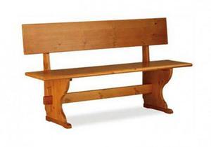 Sgabello e sedie in legno di faggio massello stile moderno