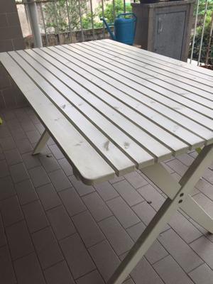 Tavolo 6 sedie da giardino ikea serie angso posot class - Tavolo da giardino ikea ...