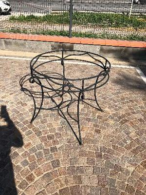 Ringhiere balconi ferro battuto antiche posot class for Tavoli in ferro battuto