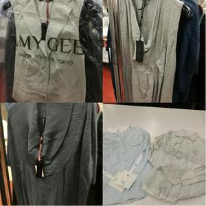 stock abbigliamento all 'ingrosso Euro 2