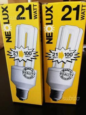 11 lampadine risparmio energetico