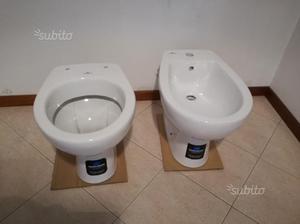 Bidet e wc pozzi ginori nuovi