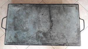 Bistecchiera piastra pietra ollare 70 x 40