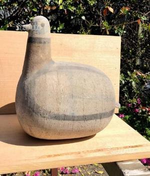 Gallina padovana terracotta
