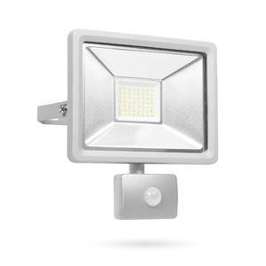 SMARTWARES LED Luce di sicurezza con sensore 30 W Grigio