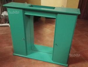 SPECCHIO BAGNO CON ARMADIO 105x93x23