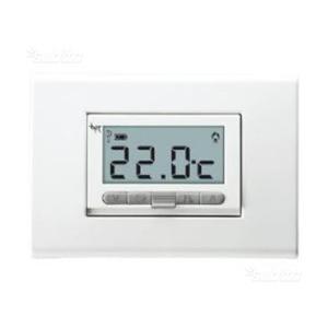 Termostato elettronico programmabile bpt posot class for Bpt th 124 prezzo