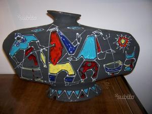 Vaso in ceramica vintage