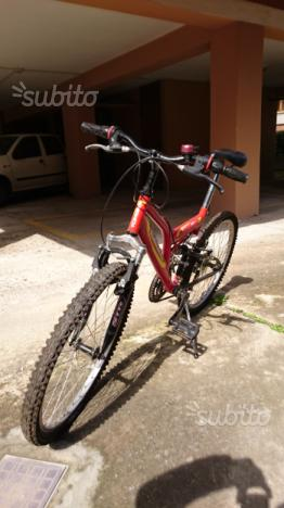 "Bici Top Bike 24"""