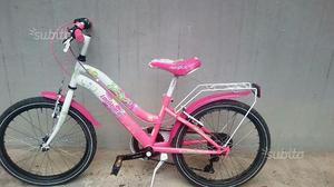"""Bici bimba lombardo 20"""" 6 velocità"""