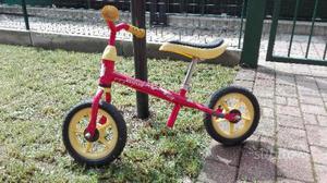 Bici bimbo senza pedali Kettler
