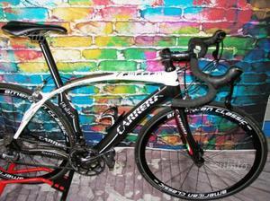 Bici corsa carrera phibra taglia 54