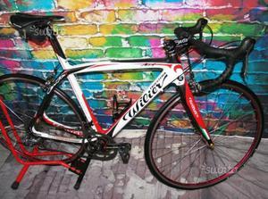 Bici corsa wilier 101 gruppo 105 completo