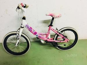 "Bicicletta bambina ruota 16"""
