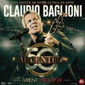 Claudio Baglioni - Biglietti Concerto Claudio Baglioni -