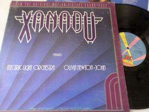 ELECTRIC LIGHT ORCH. / O. NEWTON JOHN - Xanadu - LP / 33