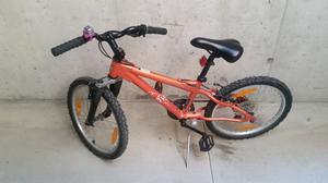"""Montain bike 20"""" cambio 7 rapporti Ammortizzatore"""