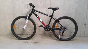 """Montain bike 24"""" cambio 6 rapporti Ammortizzatore"""