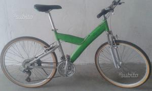 Mountain Bike Pininfarina in alluminio