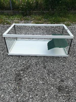 Acquario in vetro per tartarughe posot class for Depuratore acqua tartarughe