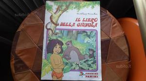 Album figurine Il libro della giungla panini