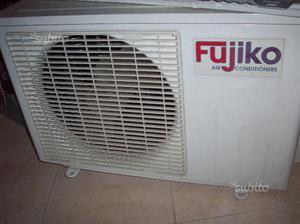 Condizionatore climatizzatore Fujiko con staffe