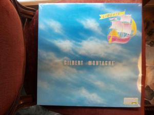 Gilbert MONTAGNE' lp liberté Stampa musicA87 NUOVO