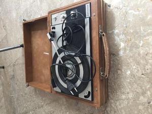 Giradischi vintage funzionante