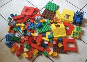 Lego duplo lotto 1,5 kg di lego originali