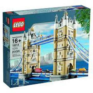 Lego  tower bridge ponte di Londra