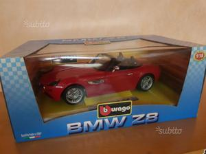 Modellino Burago BMW Z Nuova