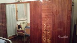 Vendo camera da letto anni 60 completa | Posot Class