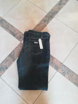 """Jeans nuovi da uomo neri-grigi """"Saax"""""""