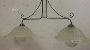 Lampadari da soffitto in ferro battuto