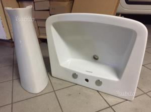 Lavabo con colonna Ideal Standard