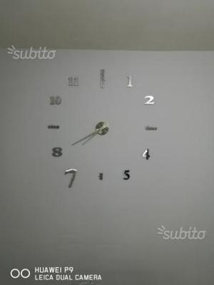 Orologio moderno da parete 3D